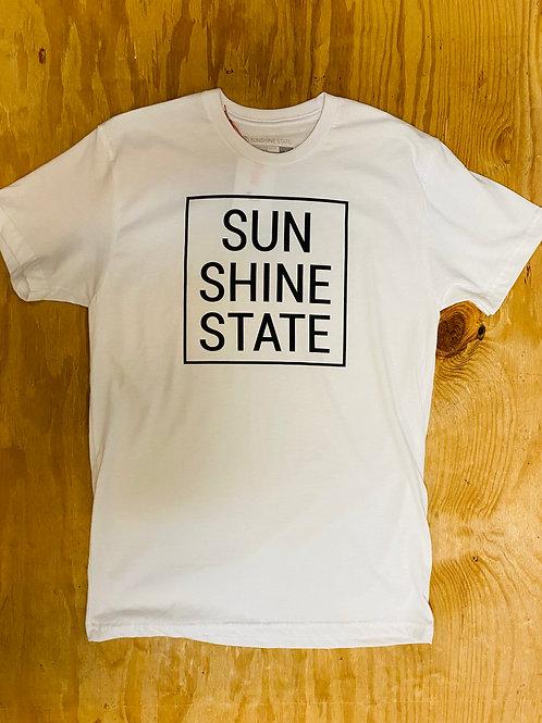 Men's White Sunshine State Shirt