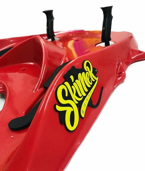 Skimer Board SNORKELING - RED