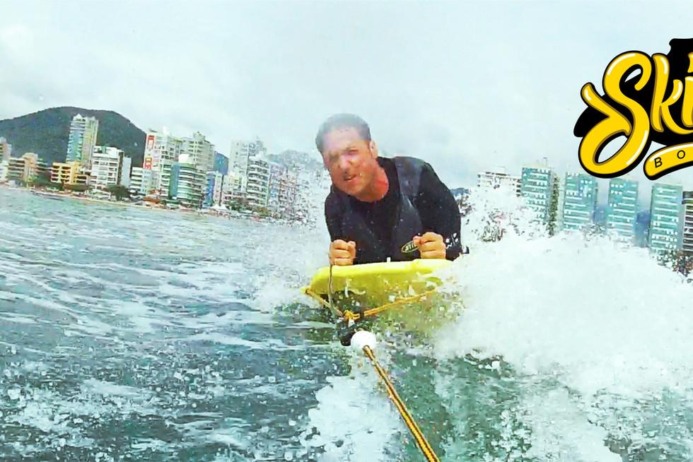 Skimer Board iLunga Wakeboard bodyboard