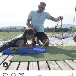 Skimer board Child boy .png