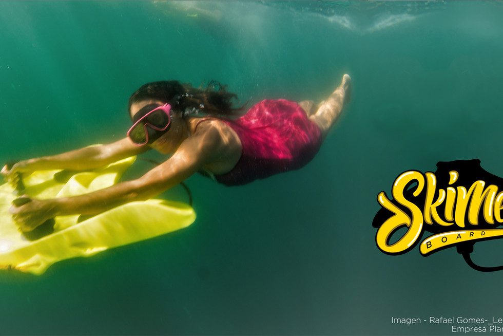 Skimer Board iLunga mergulho raia manta
