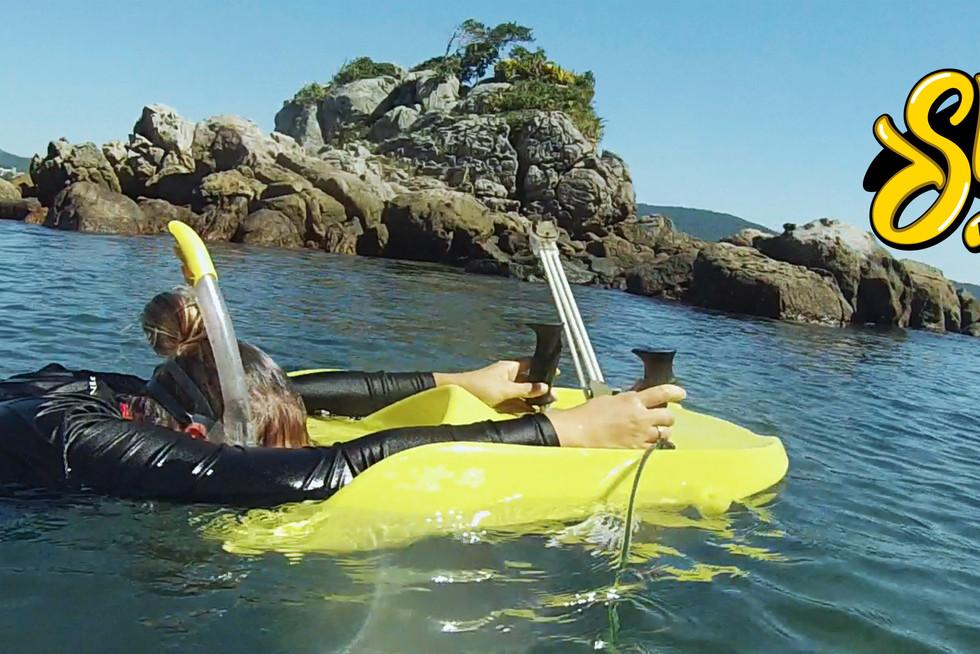 Skimer Board iLunga Snorkeling fun.jpg