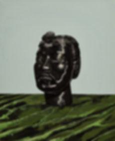 an wei landscape el descenso del vesubio.