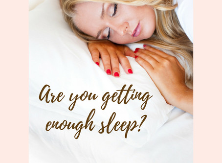 Sleep - an essential pillar of health