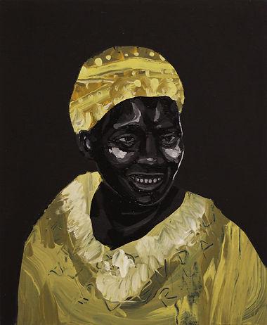 an wei painting la perla negra contemporary art.