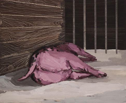an wei painting art pig contemporary.