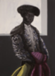 an wei painting chino torero contemporary art.