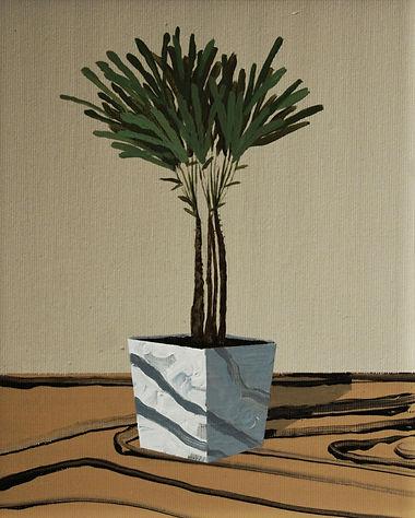 an wei painting punk planta.