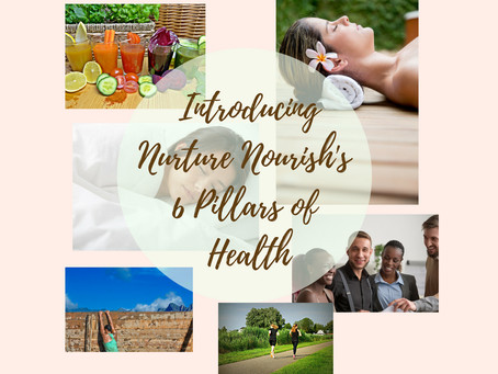 The 6 Pillars of Health and Wellbeing