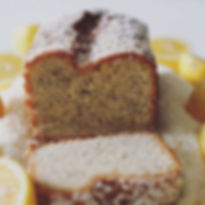 Have you tried our lemon loaf? It pairs