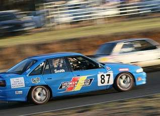 Supporting Local Improved Production Barry Smith and his VP Commodore