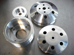 Crank and Wpump pulleys 062 (2)