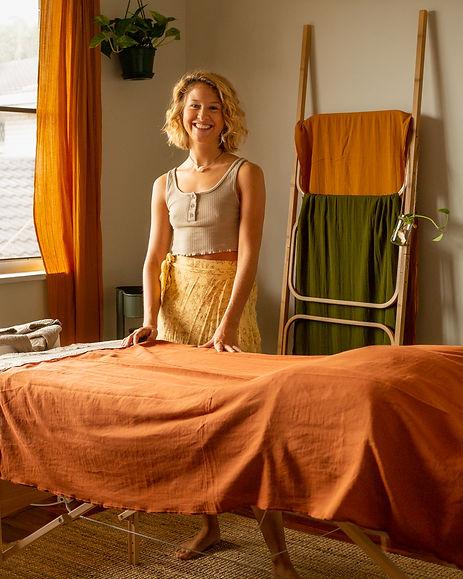 Alice Dennehy Lomi Lomi Massage Gold Coast