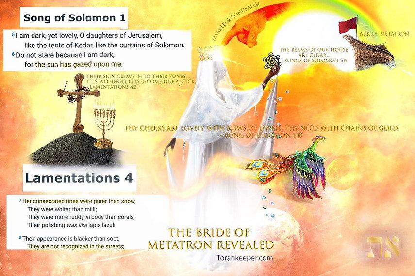 The Bride of Yeshua Metatron