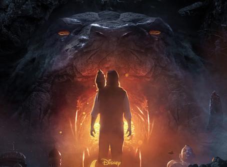 "Brad Lambert - Disney Reveals New ""Aladdin"" Poster Designed by Client Bosslogic"