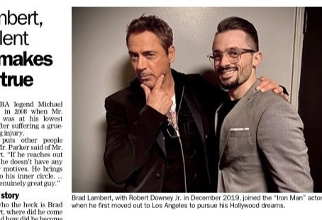 Brad R Lambert - Pittsburgh Post Gazette