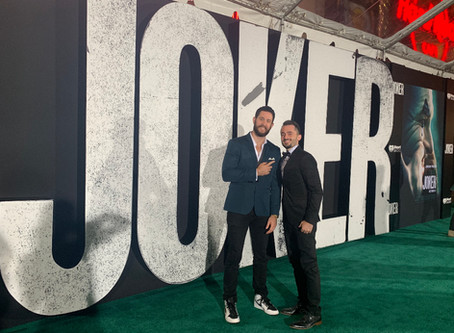 "Brad Lambert - ""Joker"" Premiere"