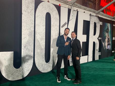"Brad R Lambert - ""Joker"" Premiere"