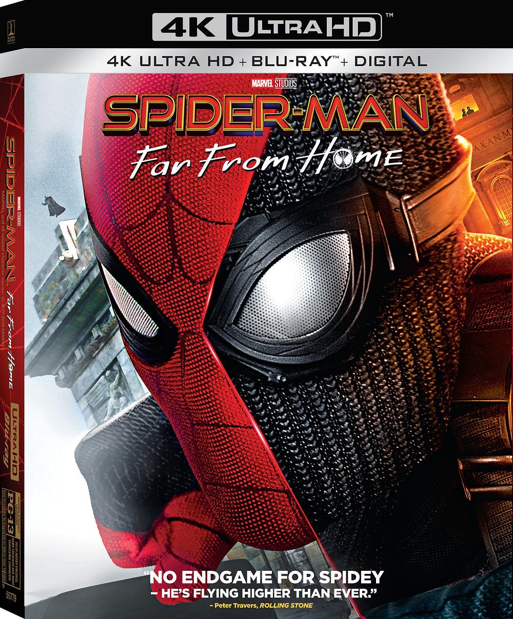 Brad R Lambert Client Bosslogic Spider-Man Far From Home Artwork