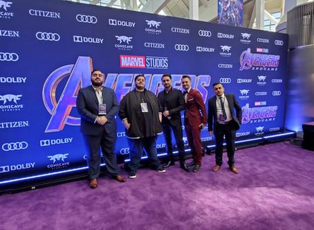 """Brad Lambert - """"Avengers: Endgame"""" Premiere"""