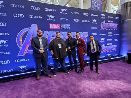 """Brad R Lambert - """"Avengers: Endgame"""" Premiere"""