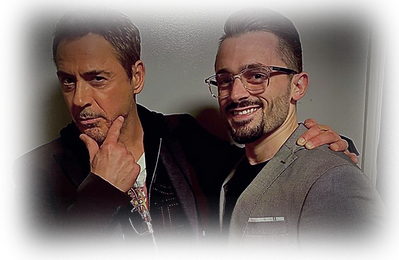 Brad Lambert - Producer, Talent Manager, INTL. Speaker with Robert Downey Jr.