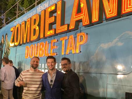 "Brad Lambert - ""Zombieland: Double Tap"" Premiere"