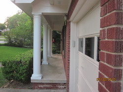 Angyal Residence Porch