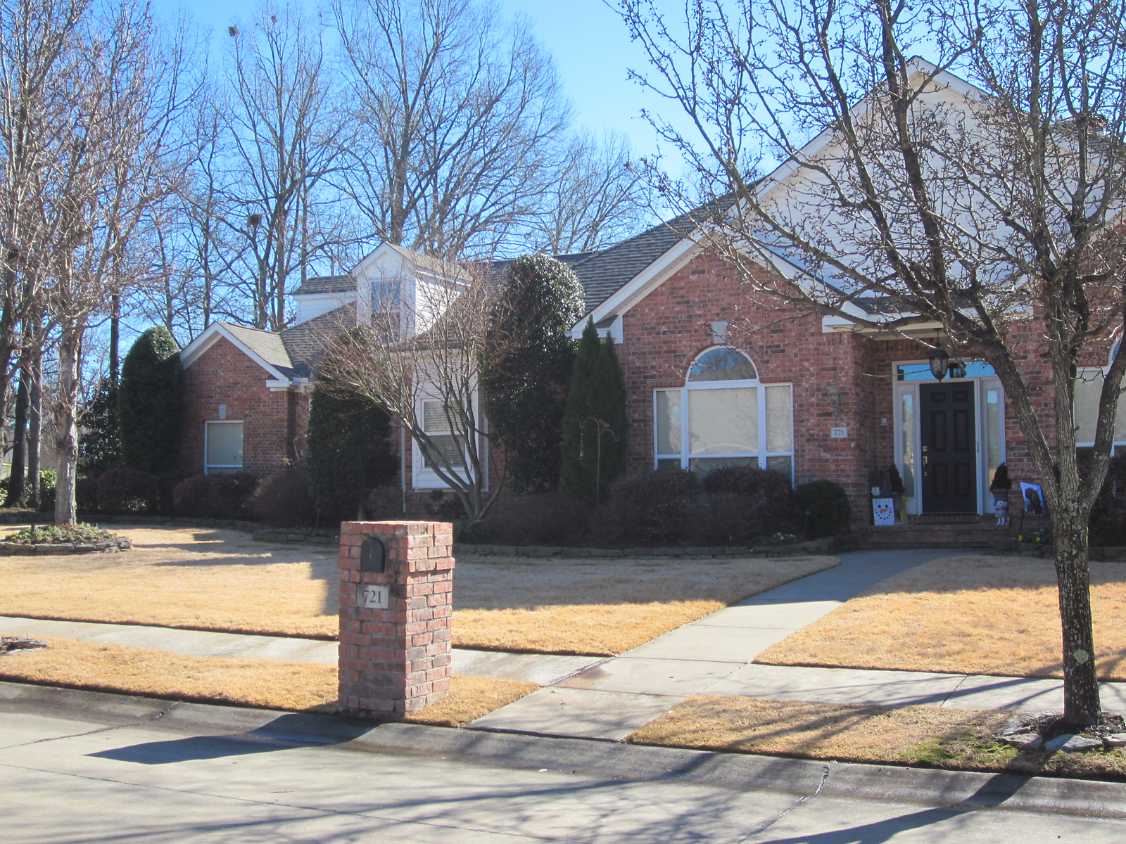 Thompson Residence