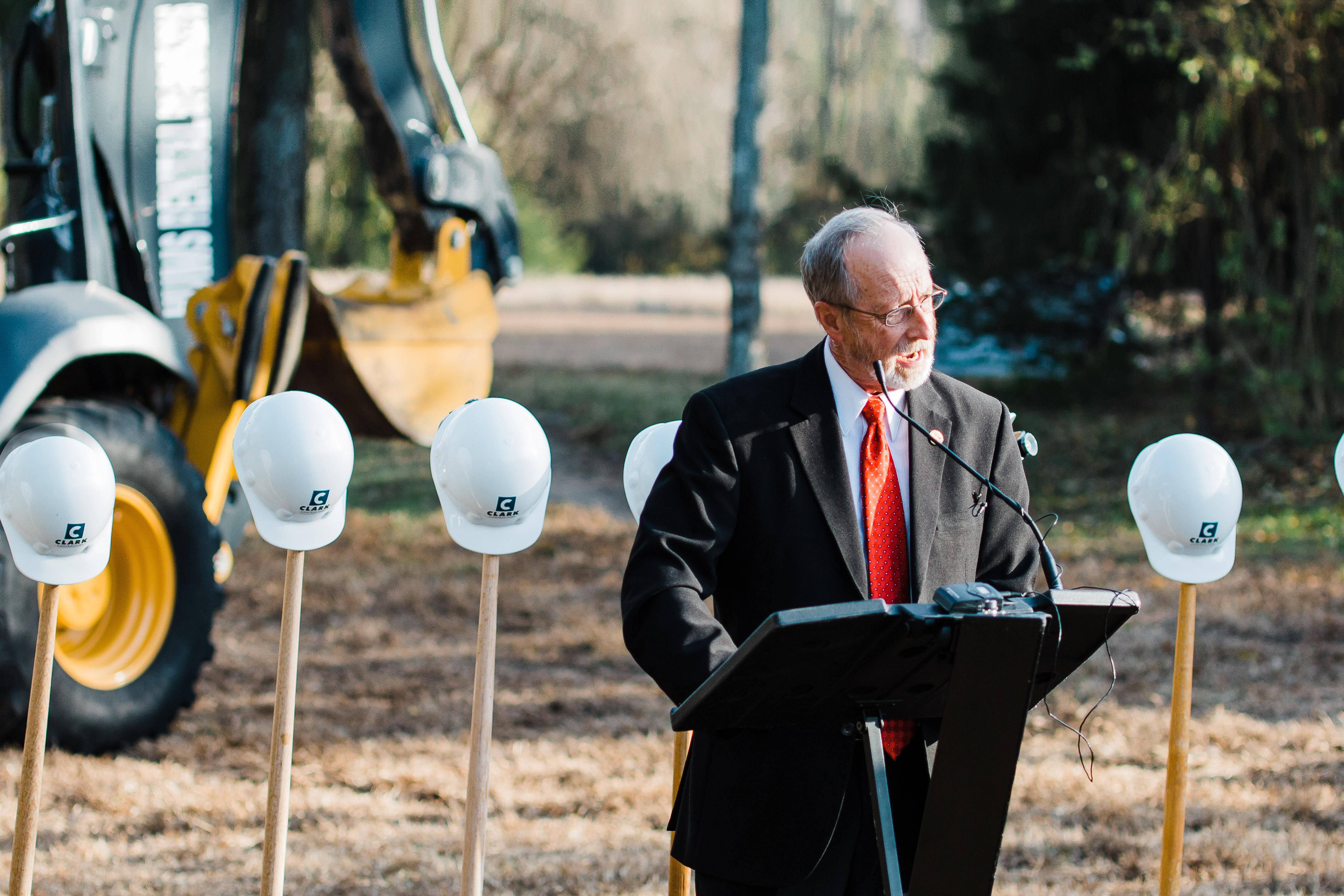 Fayetteville Mayor Lioneld Jordan