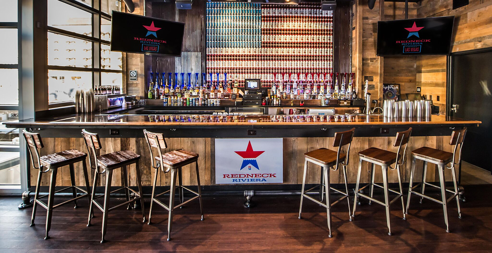 Redneck Riviera Heroes Bar
