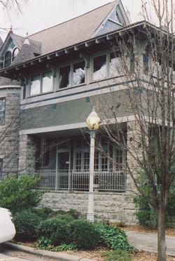 Solomon Gans Mansion Addition