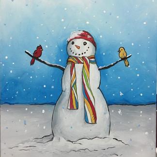 Michael's Wanna Build a Snowman