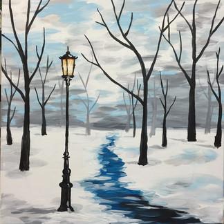 Michael's Winter Walk
