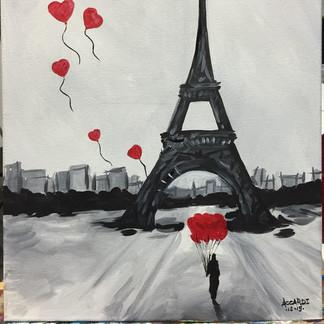 Michael's Paris in Love