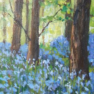 Melanie Parker's Blue Bells