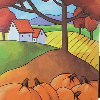 Michael's Autumn Harvest