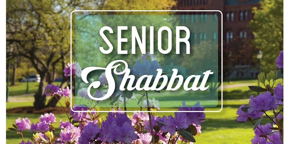 Senior Shabbat