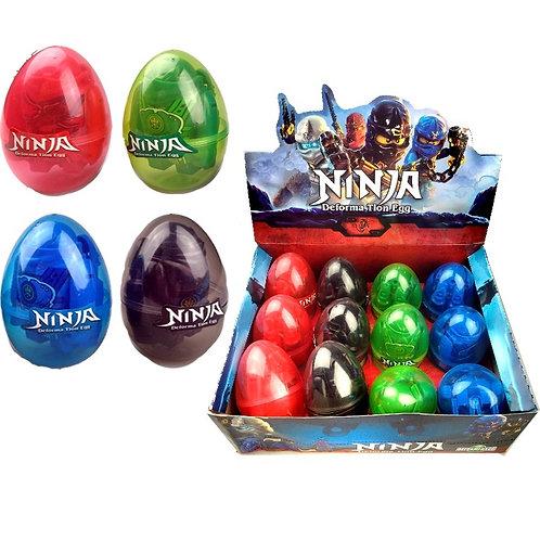 """""""Ninjago"""" в пластиковом яйце"""