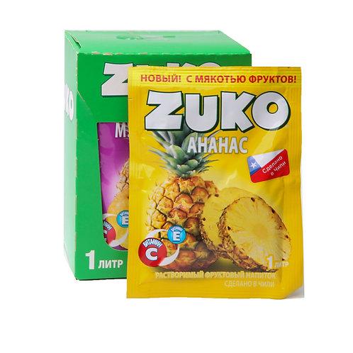 Растворимый напиток ZUKO Ананас