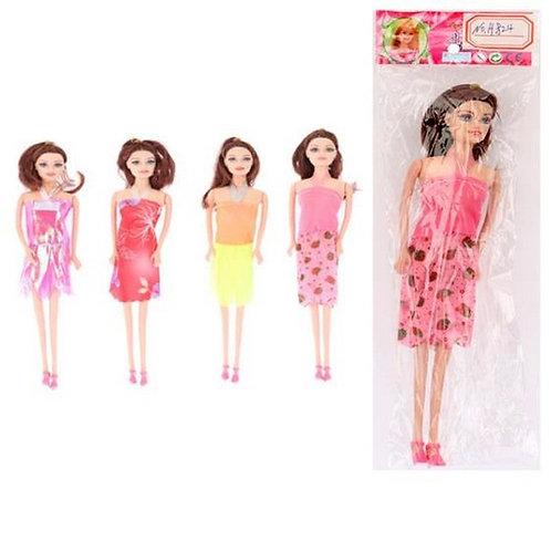 """Кукла 11,5"""" литая в ассортименте в пакете"""