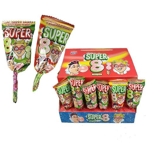 """Сахарная конфета """"SUPER 8"""" ассорти"""