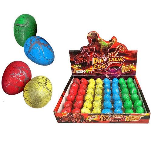 Растущее яйцо динозавр (Средние)