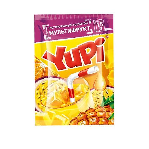 Растворимый напиток YUPI Мультифрукт