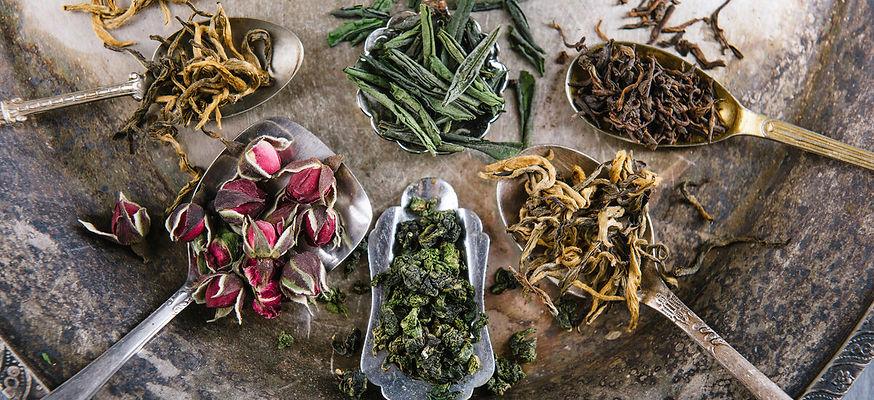 Коллекция премиум Ароматизированный зеленый чай