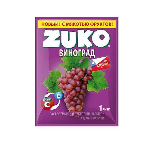 Растворимый напиток ZUKO Виноград
