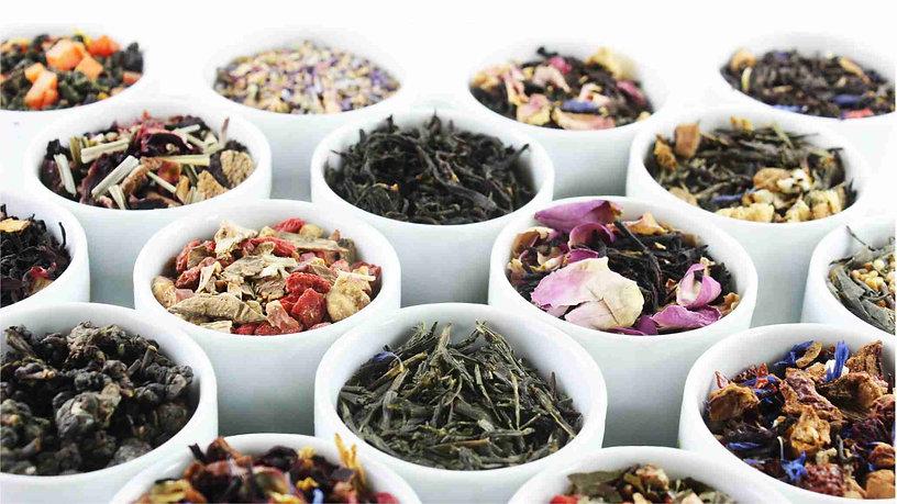Коллекция Премиум Ароматизированный черный чай (крупныйлист)