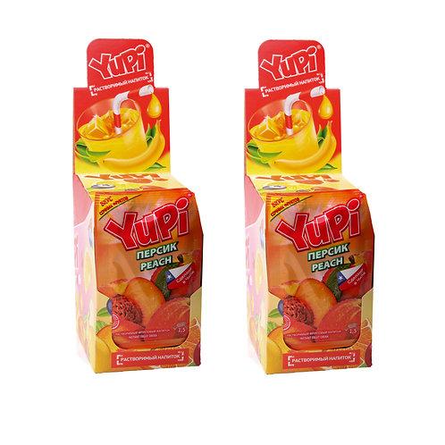 Растворимый напиток YUPI Персик