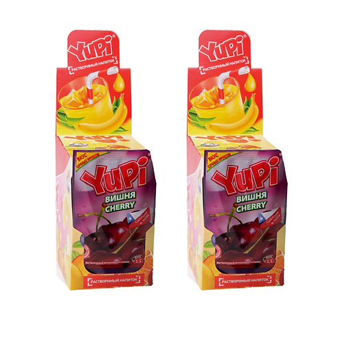 Растворимый напиток YUPI Вишня