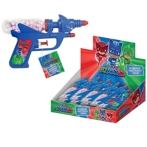 PJ MASKS Драже с игрушкой Водный пистолет